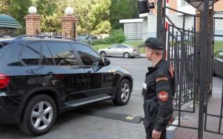 Лицензия на охранную деятельность физического лица