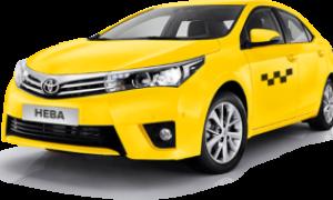 Лицензия для работы в такси без ИП