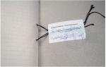 Нумерация кассовой книги при сшивании