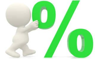Какой максимальный процент по кредиту по закону