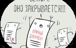 Какие документы нужны для закрытия фирмы ООО?
