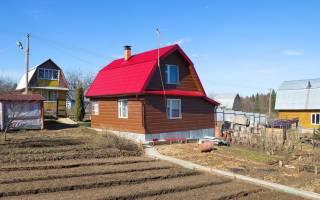 Налог на строения на дачном участке 2018