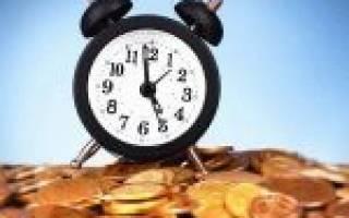 Какой срок исковой давности по кредиту