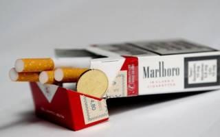 Торговля сигаретами без лицензии