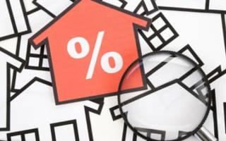 Под какой процент дают ипотеку