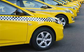 Лицензия на такси без ИП Москва