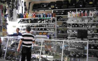 Нужна ли касса для магазина автозапчасти?