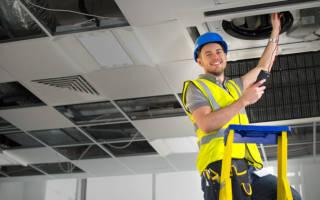Нужна ли лицензия на монтаж вентиляции?