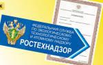 Заявление на получение лицензии Ростехнадзора