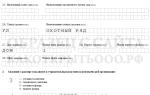 Как правильно заполнить заявление на регистрацию ООО?