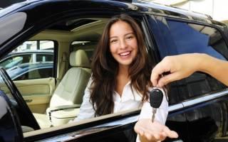 Как взять подержанную машину в кредит?